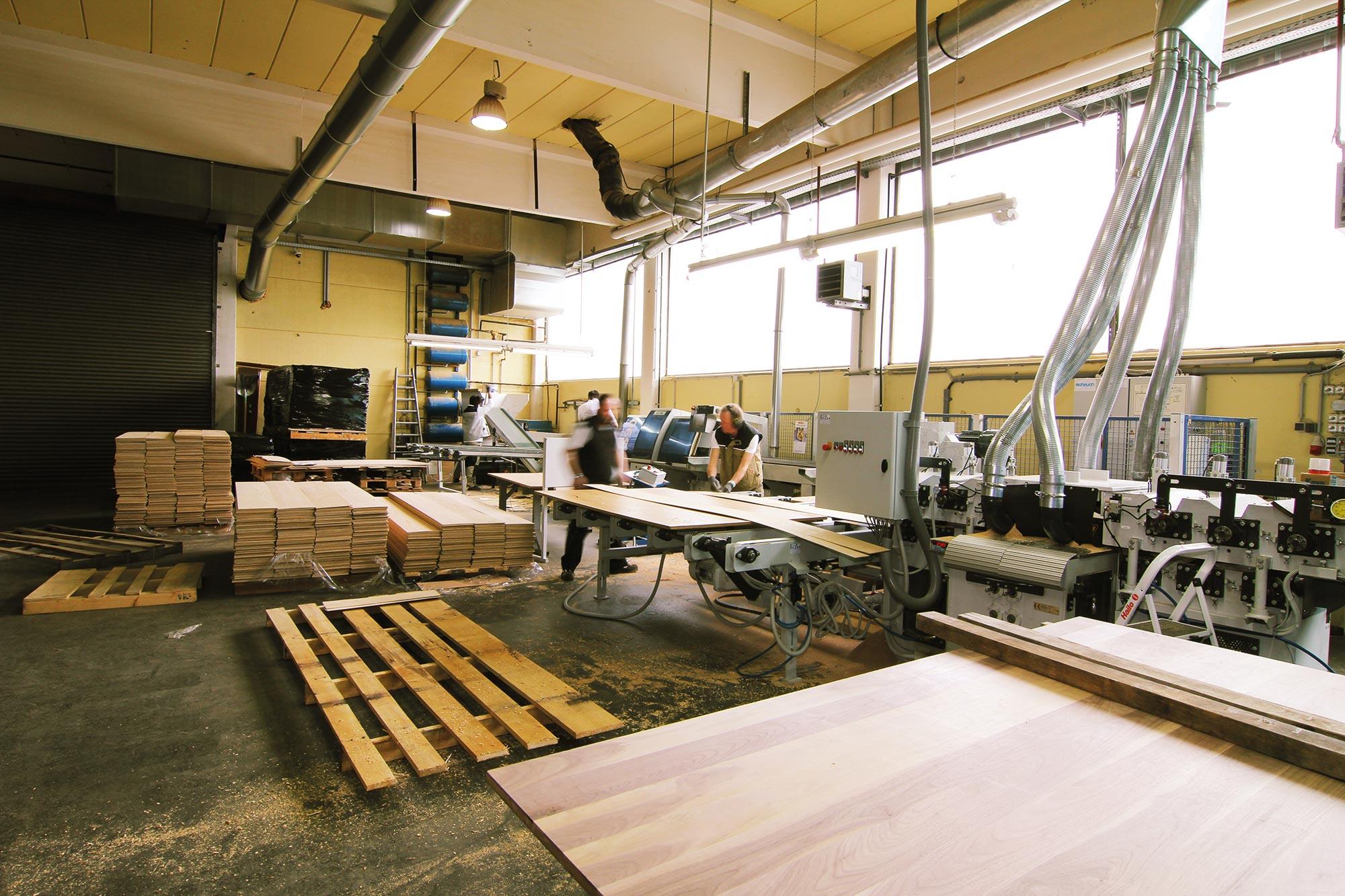 Werkstatt_Holzzuschnitt